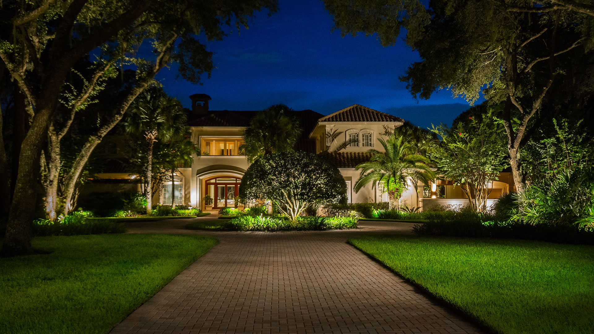 Johnson Landscape Lighting In Jacksonville Florida